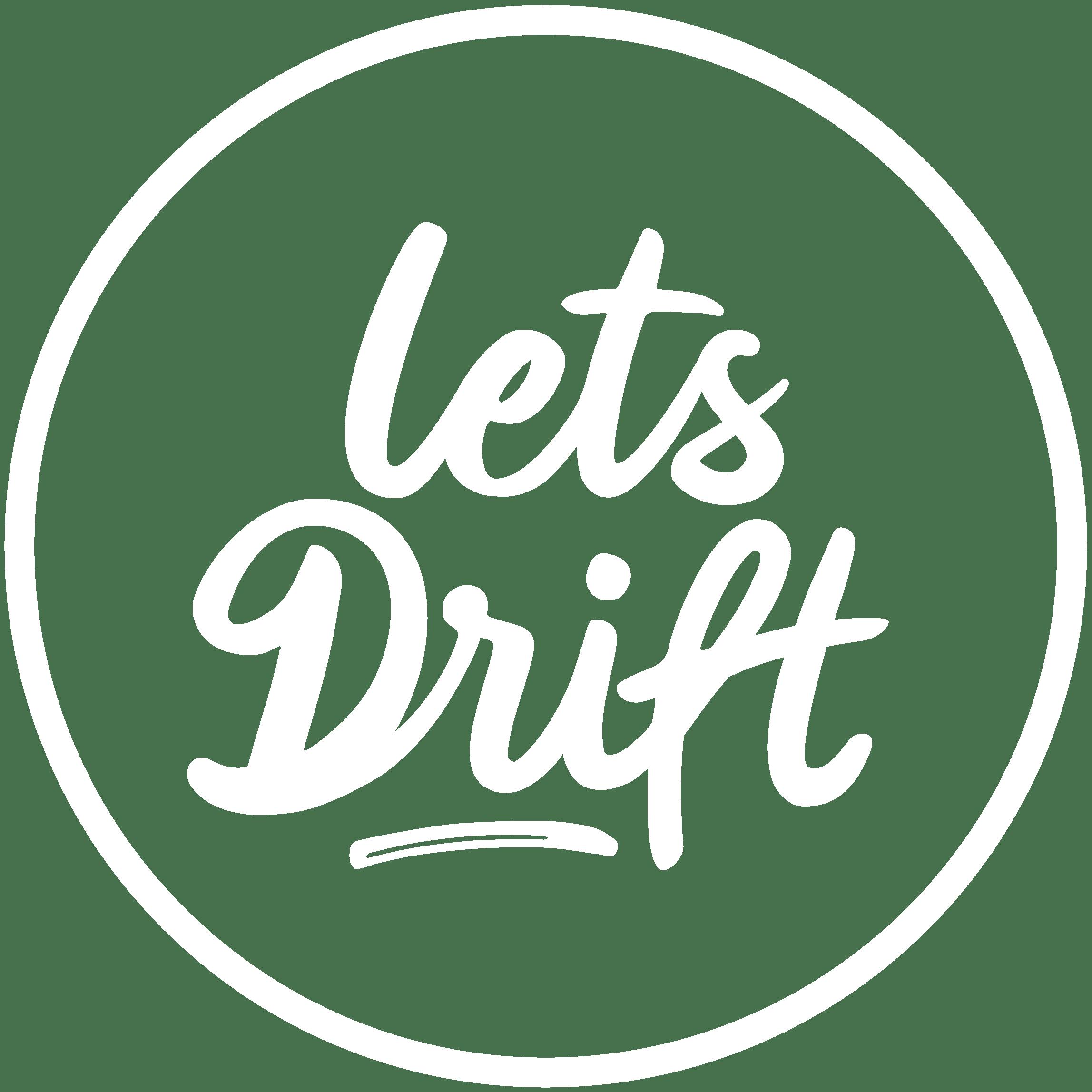 Lets Drift Logo